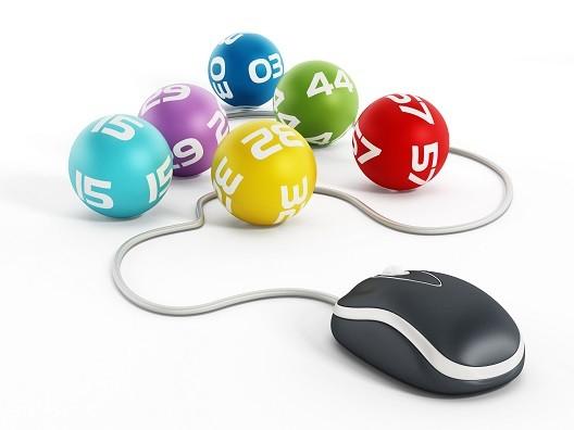 Jugando a Powerball online
