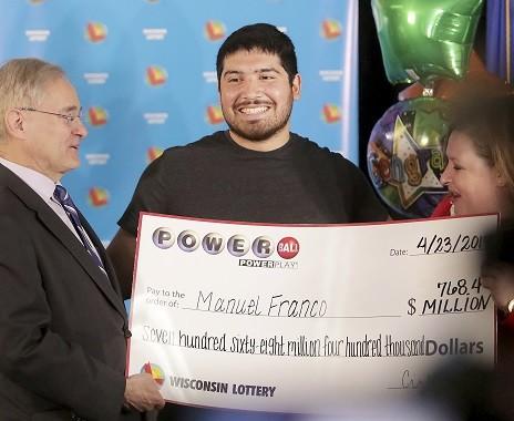 Ganador de Powerball